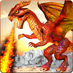 Download Dragon Simulator Attack 3D Game for Android free