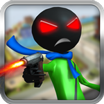Download Stickman Crime City Escape for Android free