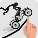 Download Stickman Racer Road Draw for Android free