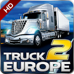 Download Truck Simulator Europe 2 HD for Android free