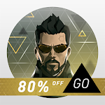 Download Deus Ex GO for Android free