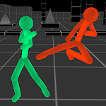Download Stickman Fighting: Neon Warriors for Android free