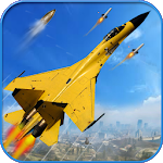 Download Jet Fighter Plane 3D - Air Sky Fighter Sim 2017 for Android free