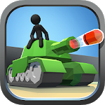 Download Stickman Tank for Android free