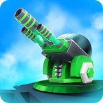 Download Strategy - Galaxy glow defense for Android free
